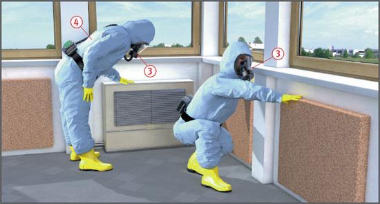 c 312 schwach gebundene asbestprodukte asbestprodukte mit hohem faserfreisetzungspotential. Black Bedroom Furniture Sets. Home Design Ideas